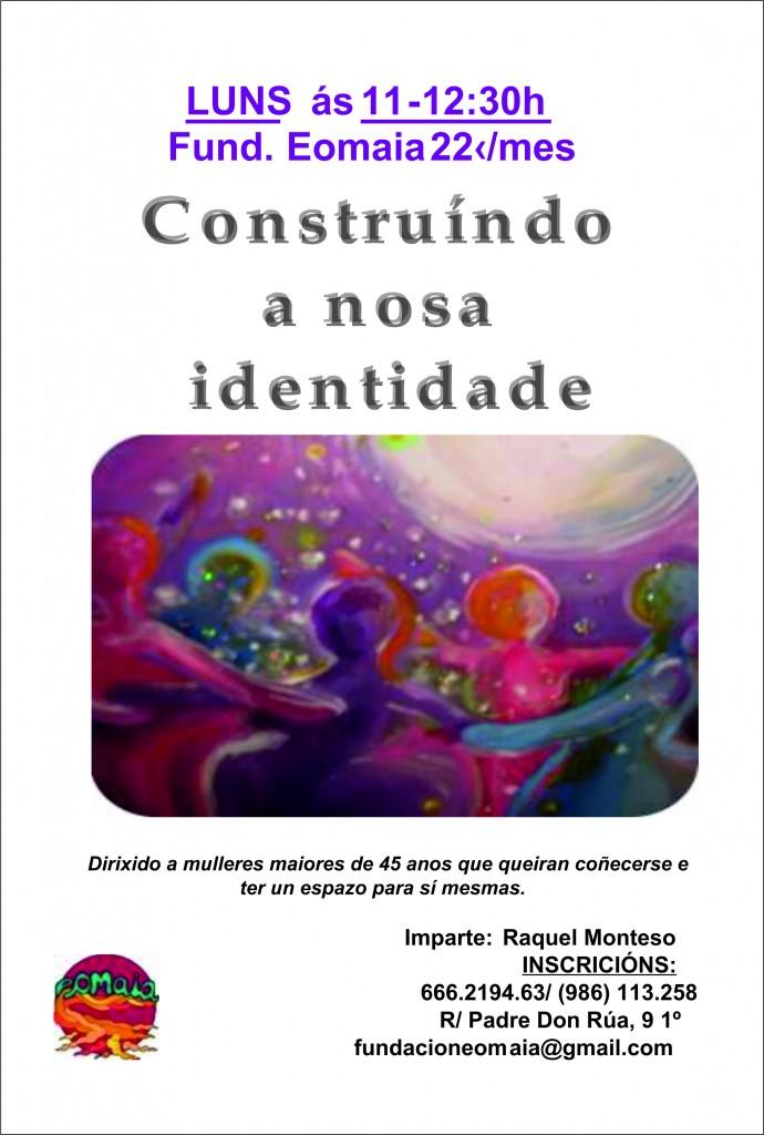 Obradoiro Vivencial:Construindo a nosa identidade